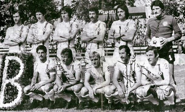 Per il Monza il 1976 fu un anno indimenticabile