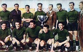 Correva l'anno 1940-'41: la Coppa Italia a Venezia