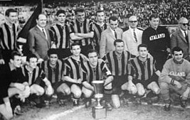 La storica Coppa Italia con sette bergamaschi in campo