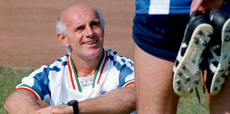 Un calcio totale che l'Arrigo fece nascere nella sua Romagna
