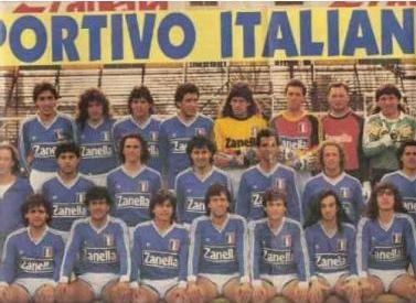 Il fútbol argentino nato dalle province italiane