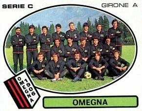 La squadra che gioca in riva al Lago d'Orta
