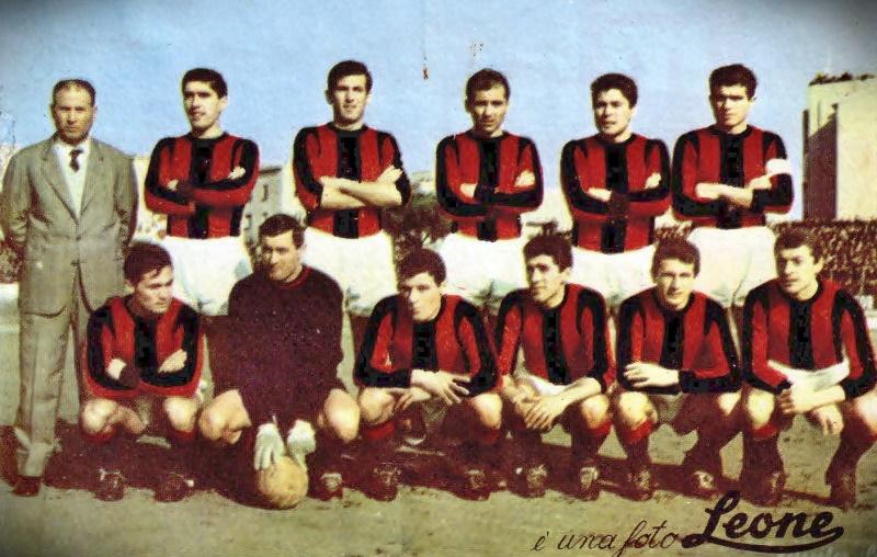 Nocera,il più grande goleador della storia del Foggia