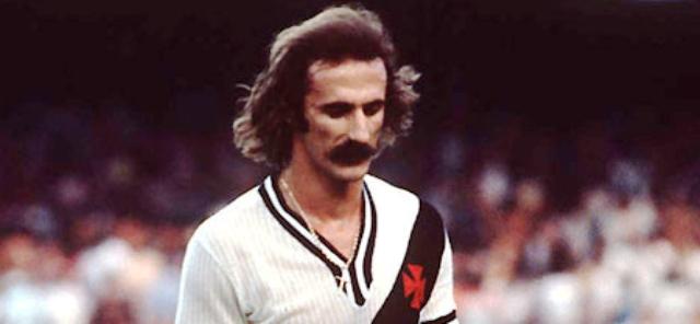 Il secondo straniero dell'Udinese fu un brasiliano dal look particolare