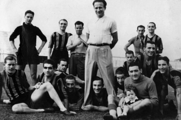 Erbstein, colui che per primo ha incarnato il modello dell'allenatore moderno
