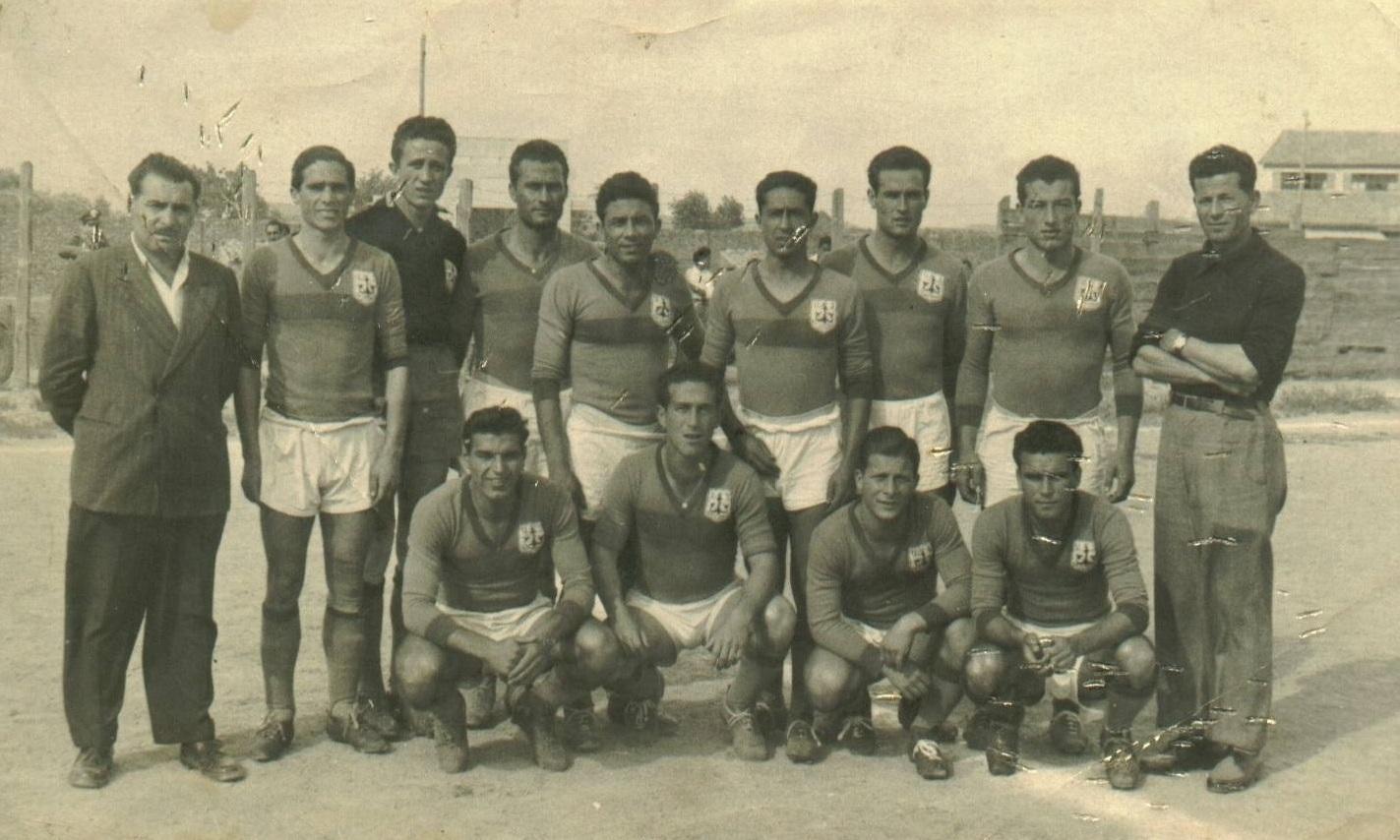 La squadra del bacino militare dello Stretto arrivò sino in Serie C