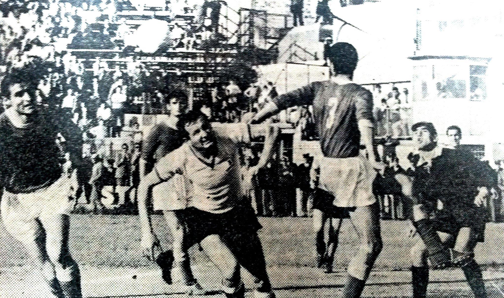 Alfiero Caposciutti, il portiere che si fece centravanti