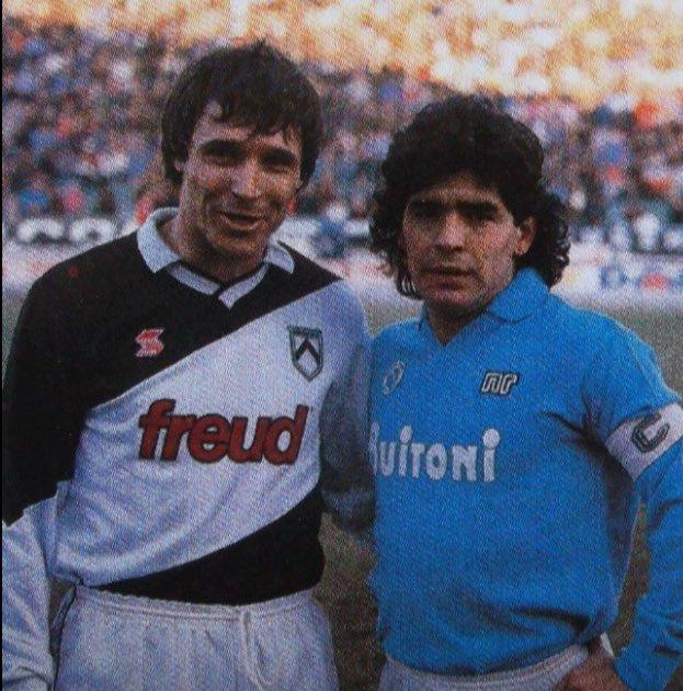 Dal trionfo Mundial all'Udinese: la carriera di Bertoni