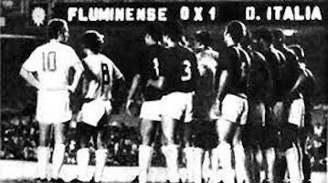 Il fútbol venezuelano nato dalle province italiane