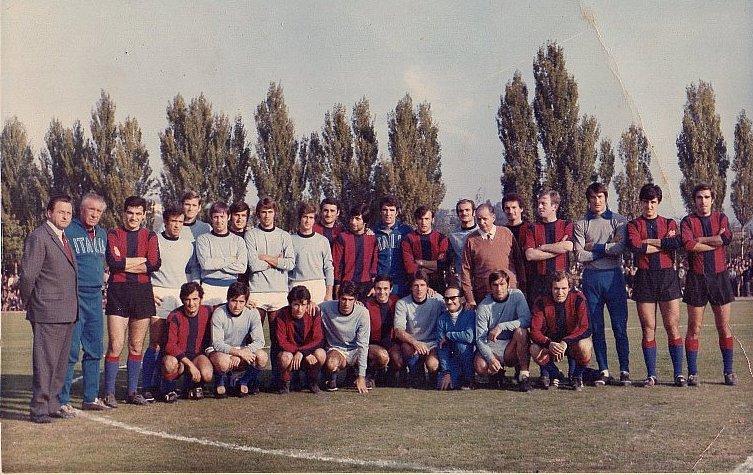 Quando Dino Zoff fece il portiere del Gubbio