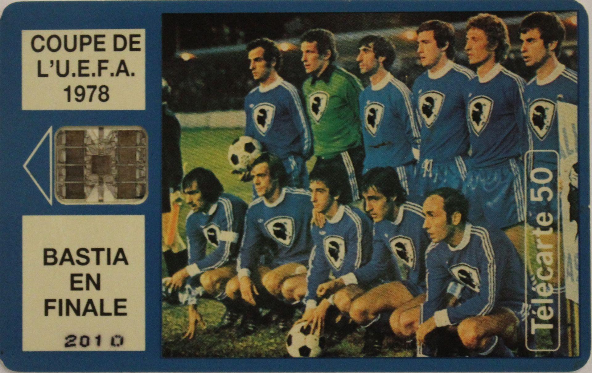 Il Bastia e quella Coppa Uefa che esaltò tutto lo spirito corso
