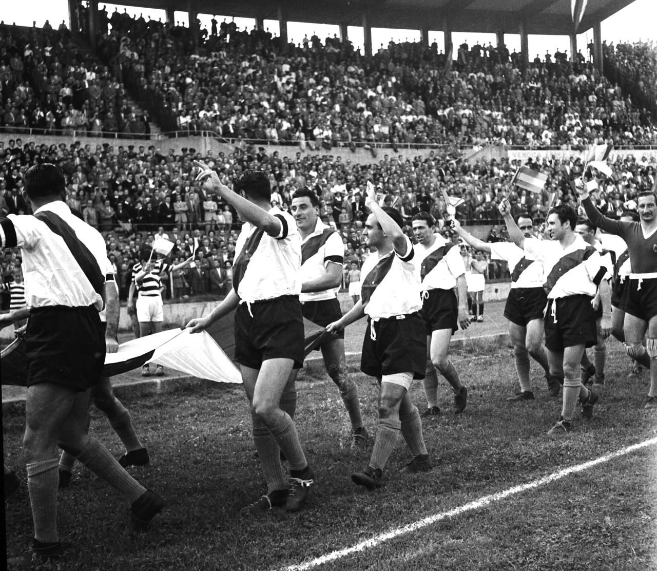 Quella partita nasconde uno dei più bei gesti di solidarietà che la storia del calcio ricordi