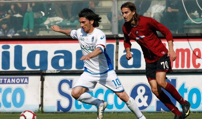 Ighli Vannucchi, da Prato, è personaggio vero del calcio italiano
