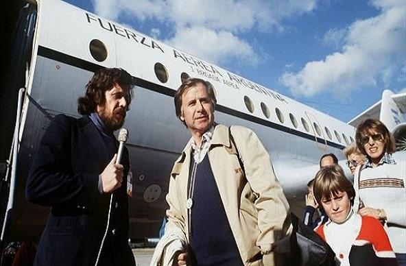 Argentina '78: il tentato rapimento di Michel Hidalgo. Un uomo libero