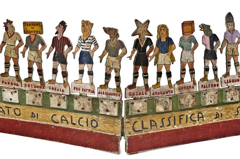 Le mascotte del calcio
