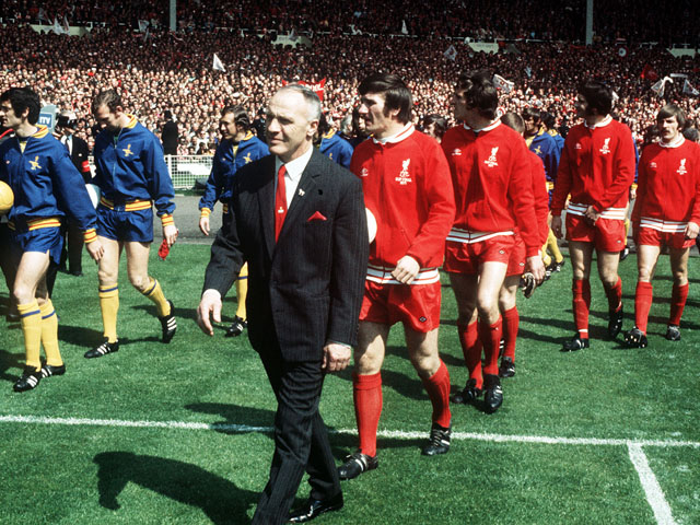 """""""Shankly is a Kopite"""". Forever"""