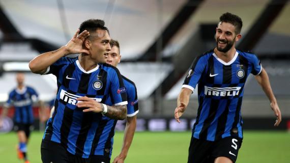 Le finali europee dell'Inter