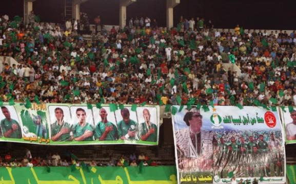 Giocare a calcio nella Libia di Gheddafi