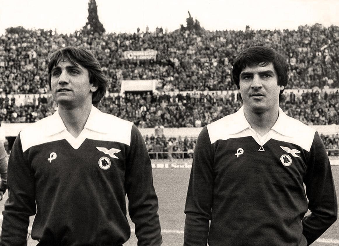Roma e Lazio, stessa maglia