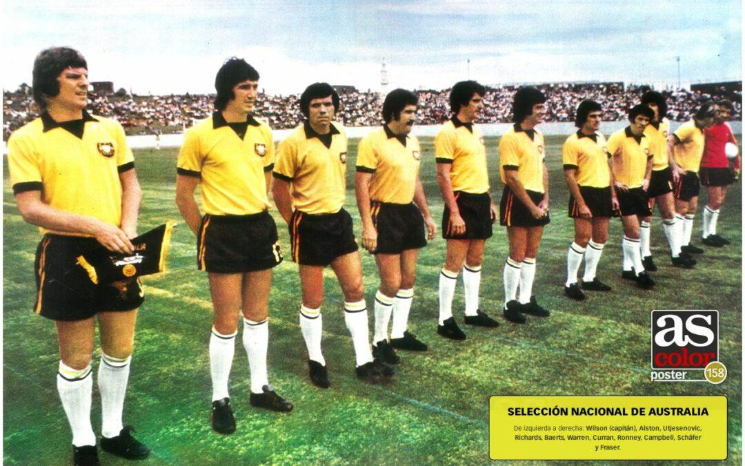 Socceroos, il primo Mondiale della storia dell'Oceania