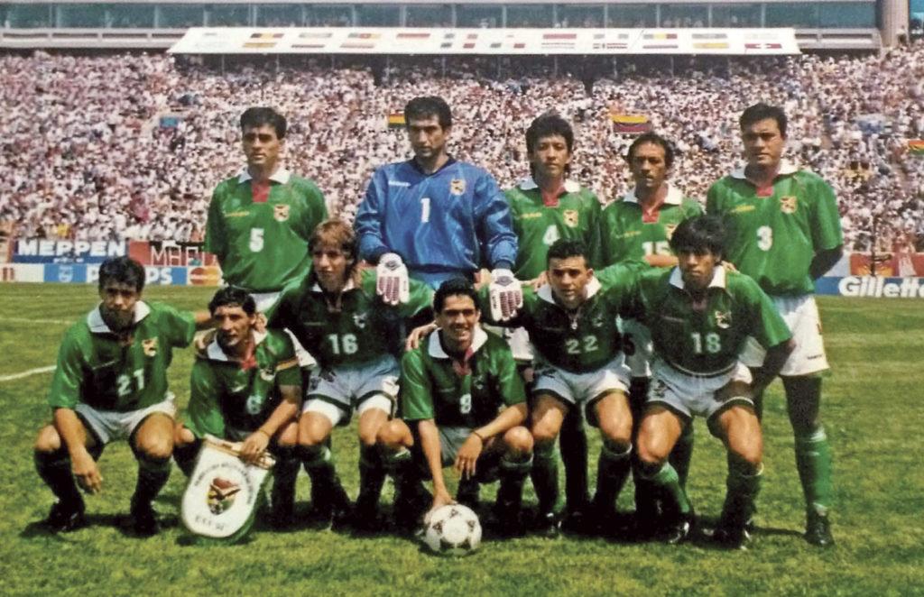 La nazionale della Bolivia ha vinto le sue più importanti partite anche grazie al fattore altitudine