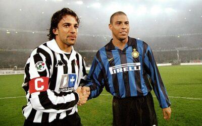 """Nerazzurri contro bianconeri, è il """"derby d'Italia"""""""
