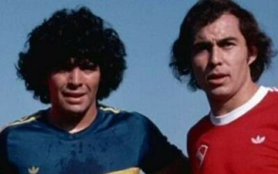 L'idolo di Maradona era Ricardo Enrique Bochini