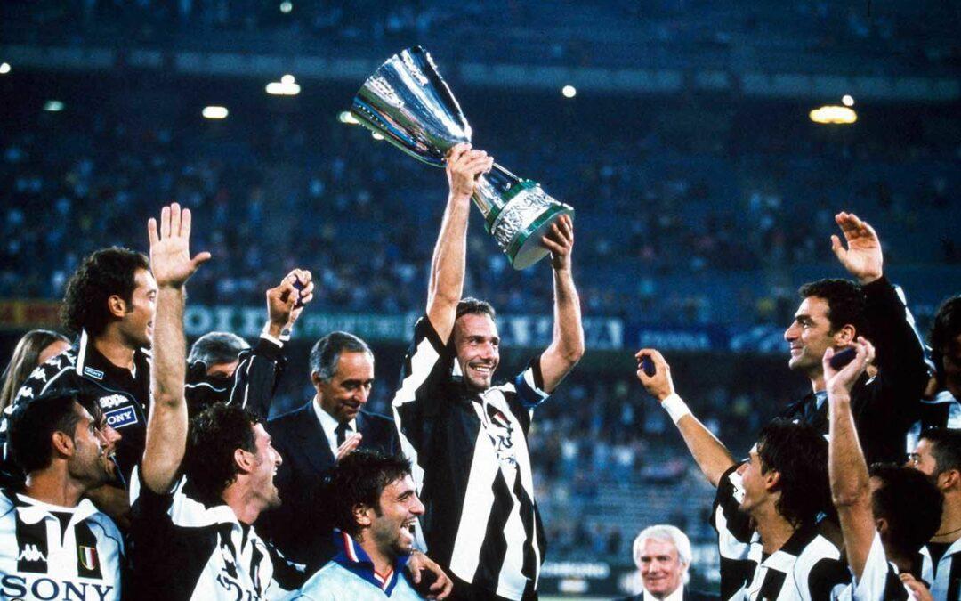 Trentadue anni di Supercoppa Italiana