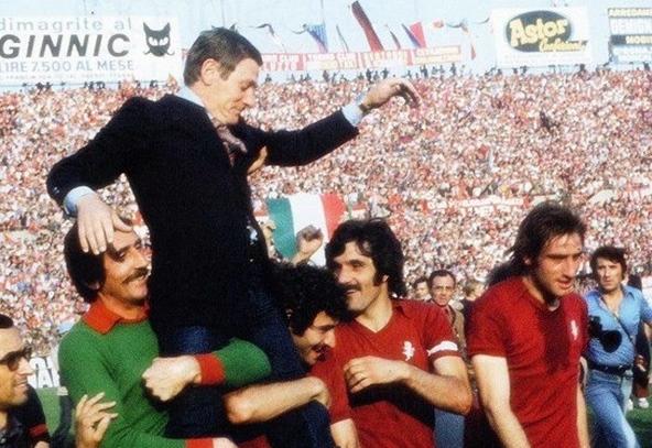 Il rapporto tra il Torino dello scudetto del 1976 e la Nazionale