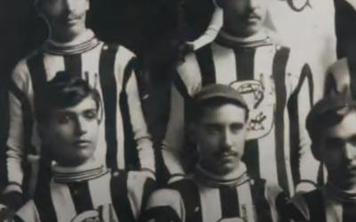 Il calcio ai tempi della rivoluzione messicana