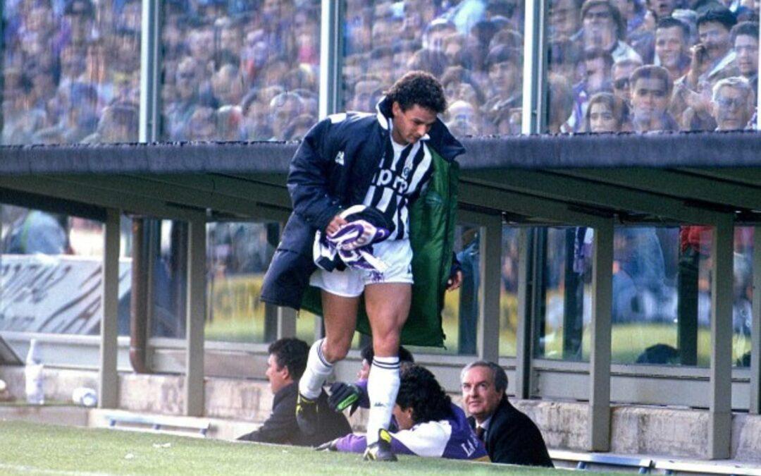 «E poi il gol di Roberto Baggio. Santo Dio, era ora!»