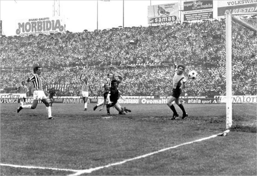 I grandi misteri: il gol annullato a Turone