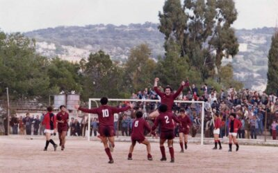 Oltre sessant'anni di calcio a Scicli