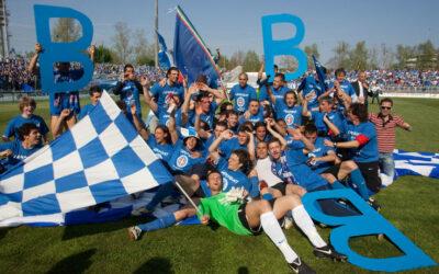 Le belle storie del calcio di provincia, il Novara ritorna in B