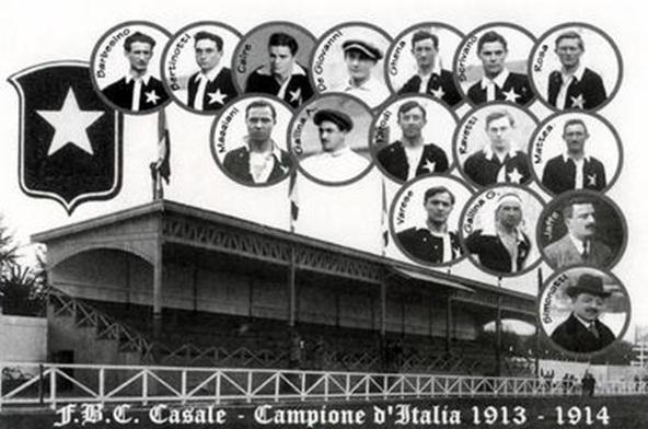 Fu l'ultimo capitolo di un calcio romantico e pionieristico