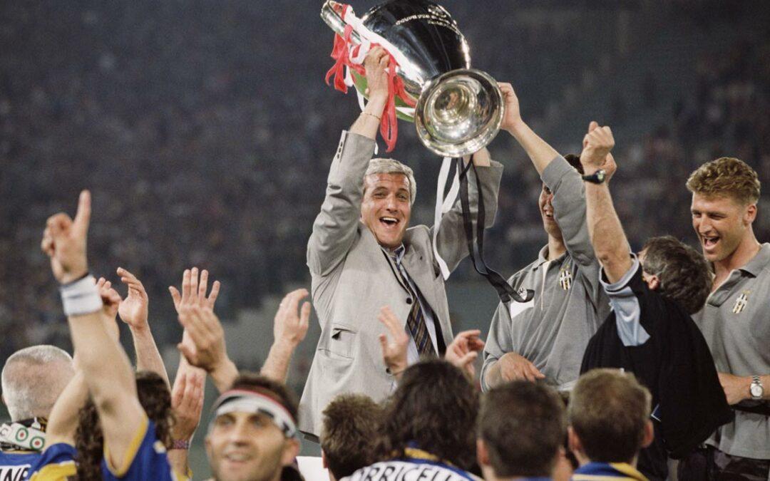 È ancora Marcello Lippi l'uomo della Champions juventina