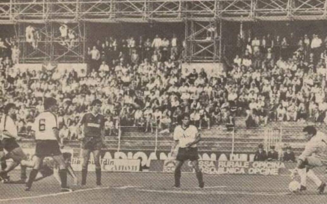 Una delle partite più belle in assoluto nella Serie B