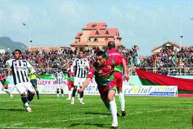 Calciomondo: il Mouloudia di Algeri
