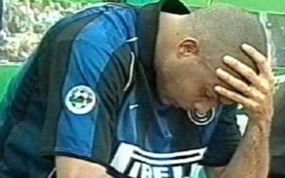 I nerazzurri persero contro la Lazio all'Olimpico e la Juve li beffò