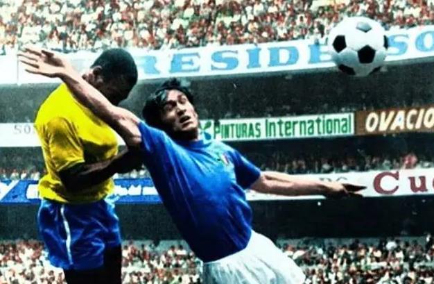 Dalla Grande Inter allo storico con Pelé
