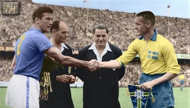 Liedholm, lo svedese che conquistò il calcio