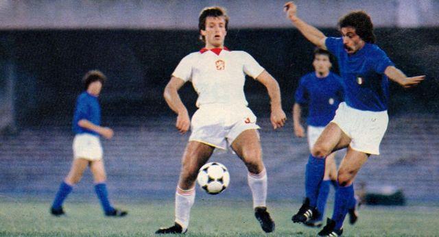 La Nazionale spuntata e l'Europeo del 1980