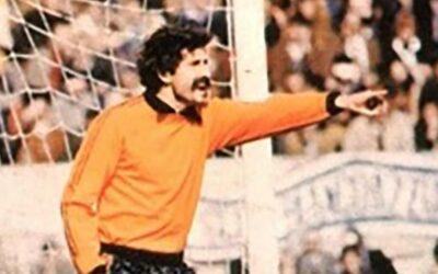 Paolo Conti stupì tutti per il look in campo