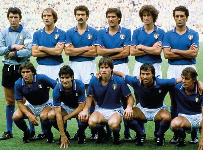 I trionfi del calcio italiano
