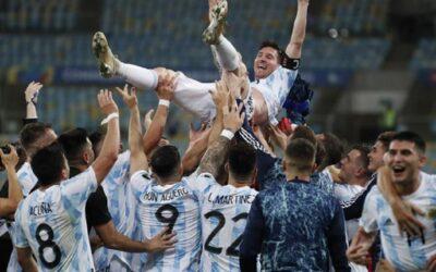 Argentina, una vittoria attesa 28 anni. Agguantato l'Uruguay