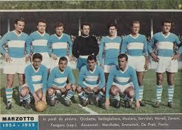 Nel 1954 il piccolo Marzotto fu la prima squadra del Veneto