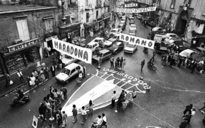 Napoli era una città con una voce